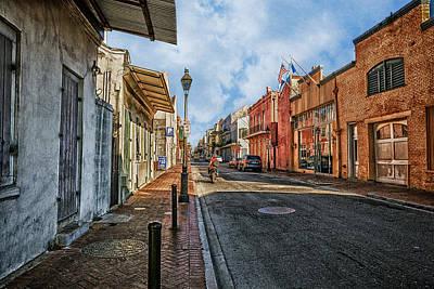 St Charles Avenue Photograph - Nola French Quarter by Sennie Pierson