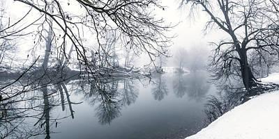 David E Lester Photograph - North Fork by David Lester