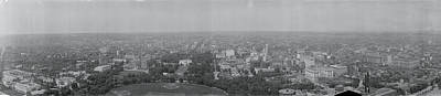 1916 Photograph - North View Washington Dc by Panoramic Images