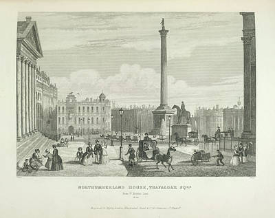 Northumberland House Print by British Library