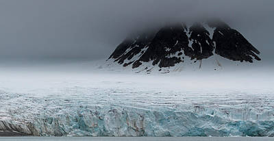 Norway, Spitsbergen, Svalbard Print by Jaynes Gallery