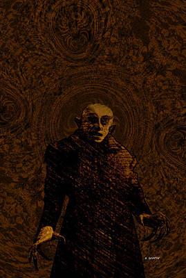 Nosferatu Digital Art - Nosferatu by Brian Dearth