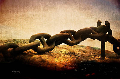 Notice Your Chains Original by Randi Grace Nilsberg
