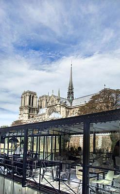 Notre Dame Original by Ivan Vukelic