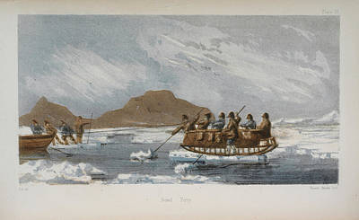 Novel Ferry Print by British Library