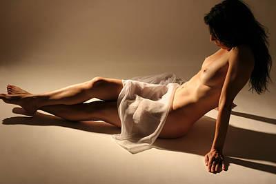 Nude 1 Print by Arie Arik Chen