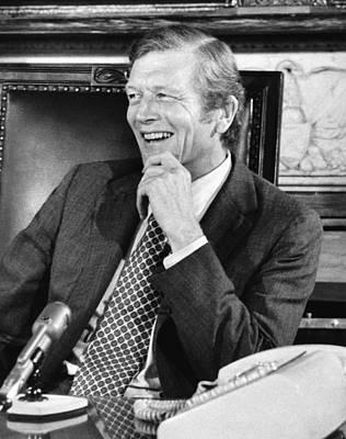 Press Conference Photograph - Ny Mayor John Lindsay by Underwood Archives