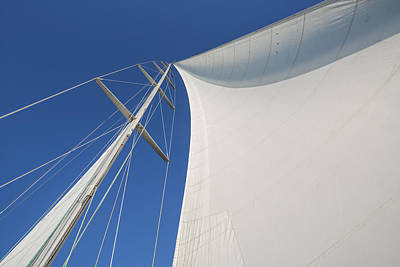 Sail Photograph - Obsession Sails 3 by Scott Campbell