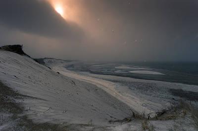 Flurries Photograph - Ocean Effect by Dapixara Art