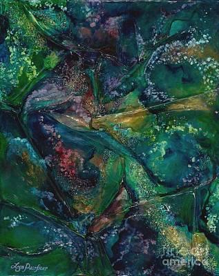 Ocean Floor Original by Lyn Pacificar