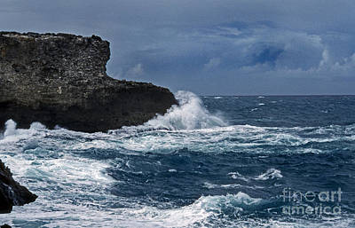Fury Photograph - Ocean Forces by Skip Willits
