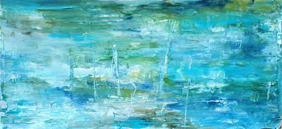 Ocean I Print by Tia Marie McDermid