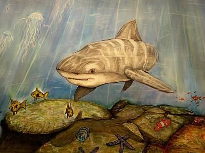 Ocean Sentry Original by Jose Cabral