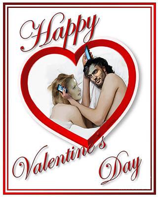 Be My Valentine Digital Art - Ode To The Final Valentine by Joseph Juvenal