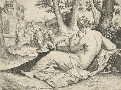 Odour, Jacob De Backer Print by Jacob De Backer