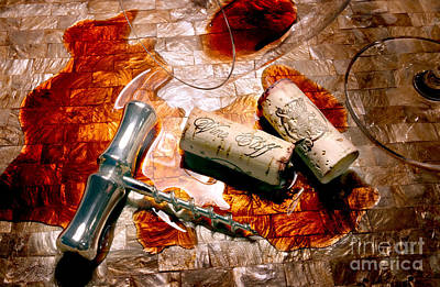 Off The Vine Print by Jon Neidert