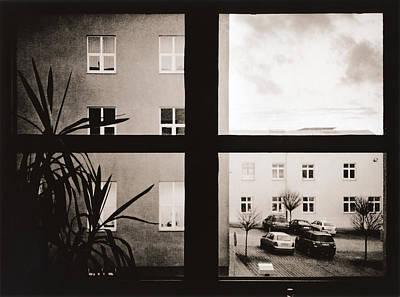 Office Window Original by Alexander Kurganov