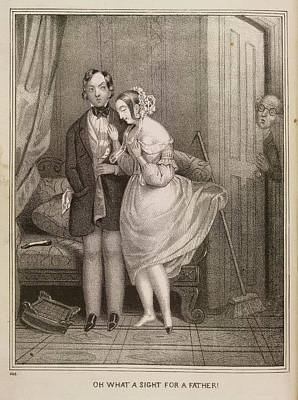 Sexual Intercourse Photograph - Oh What A Sight For A Father ! by British Library