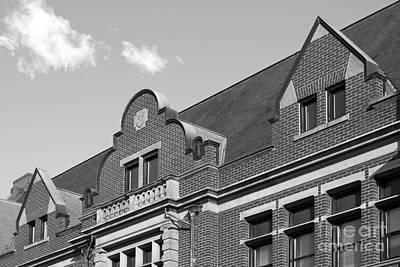 Osu Photograph - Ohio State University Gables by University Icons