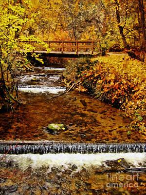 Okanagan Autumn Print by Kathy Bassett