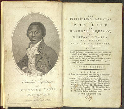 Olaudah Equiano Print by British Library