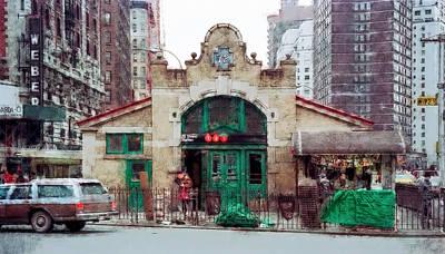 Workers Digital Art - Old 72nd Street Station - New York City by Daniel Hagerman