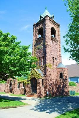 Old Brick Church Print by Richard Jenkins