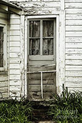 Old Door Print by Margie Hurwich