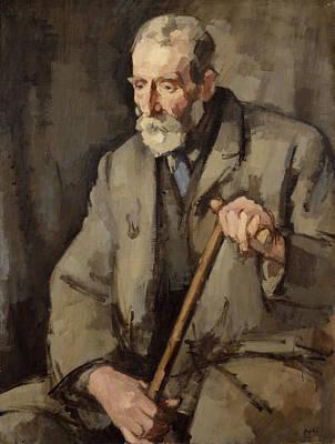 Old Duff, 1922 Print by Samuel John Peploe