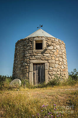 Old House Photograph - Old Mill by Carlos Caetano