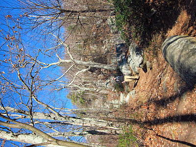 Virginia Photograph - Old Rag Hiking Trail - 121246 by DC Photographer