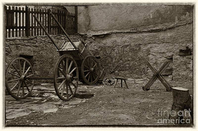 Old West Photograph - Old West by Giovanni Chianese