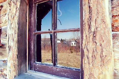 Sutton Photograph - Old Window by Samantha Black