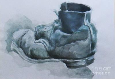 Painting - Oldie by Margit Wimmer