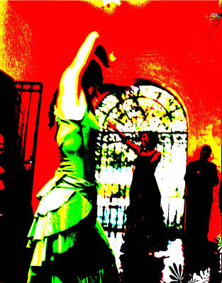 Ballroom Mixed Media - Ole by Doug Walker