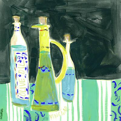 Olive Oil IIi Print by Pamela J. Wingard