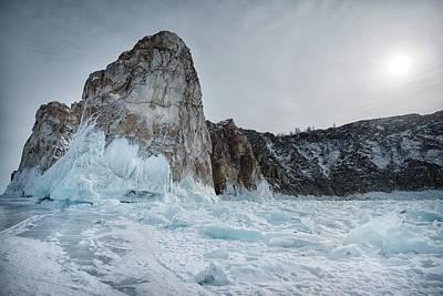 Siberia Photograph - Olkhon Island by Louise Murray