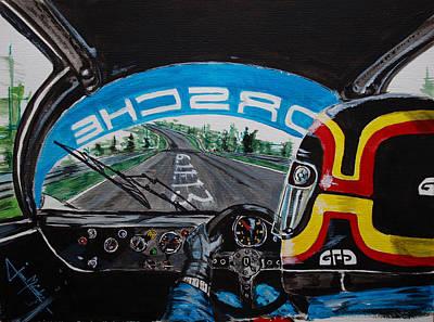 On Board Stefan Belloff Nurburgring Record Original by Juan Mendez