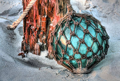 On The Beach Print by JC Findley