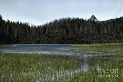 Three Sisters Digital Art - Once Upon A Time by Belinda Greb