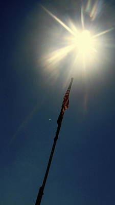 Photograph - One Nation Under God by Danielle  Broussard