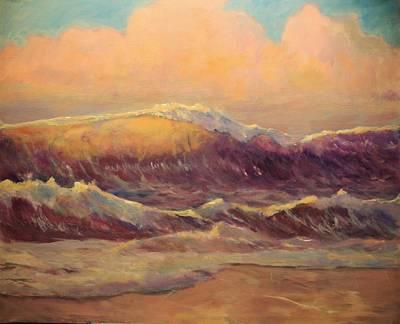 Opal Surf Reworked Finale Print by Jim Noel