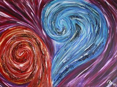 Open/broken Original by Rebecca Schoof