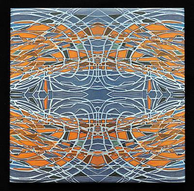 Ceramic Mixed Media - Open by Rahel TaklePeirce