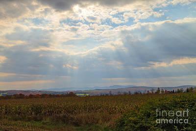 Lyndon Photograph - Opened Sky by Charles Kozierok