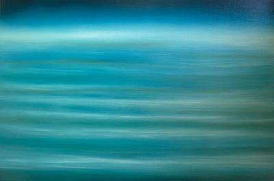 Derek Painting - Opt.54.14 Ocean In The Sky by Derek Kaplan
