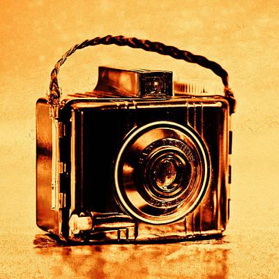 Brownies Photograph - Orange Brownie by Jon Woodhams