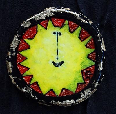 Orbis Wee Sun  Original by Mark M  Mellon