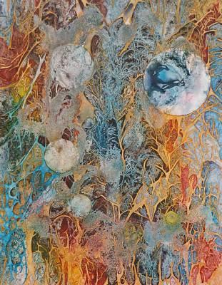Organica Print by David Raderstorf