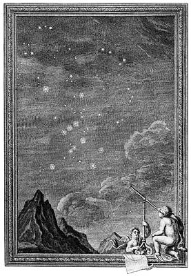 Orion Constellation Print by Cci Archives